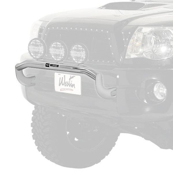 buy best purchase Westin® 37-01600 - Polished Bumper Light Bar for Up to 8