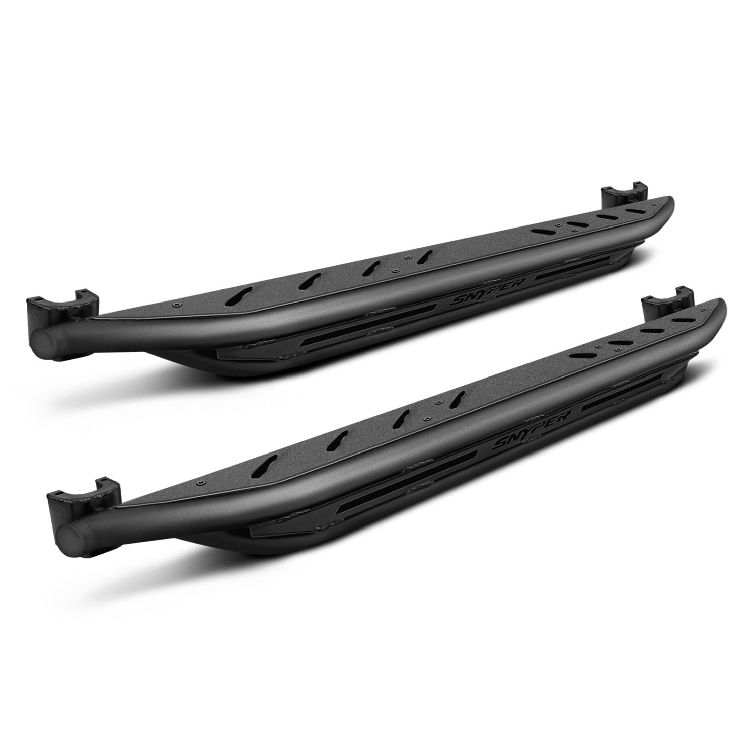 purchase Westin® 42-6005 - Snyper™ Black Triple Tube Rock Rails 2017 for Car & Truck online