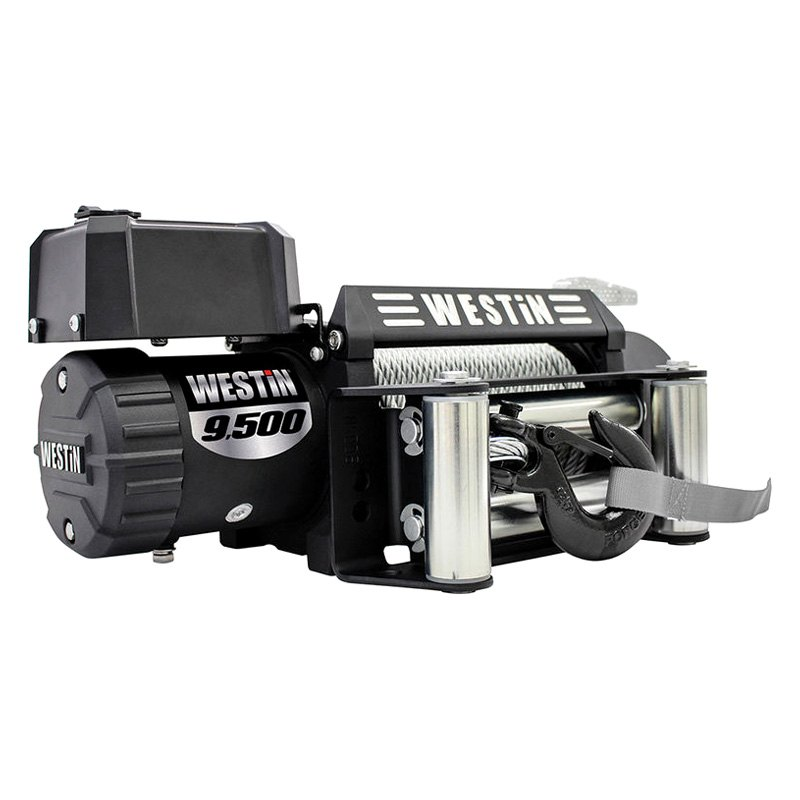 purchase Westin® 47-2100 - Off-Road Series 9500 lbs Winch with Steel Rope 2017 for Car & Truck online