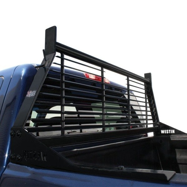 buy best purchase Westin® 57-8025 - HD Black Headache Rack 2017 for Car & Truck online 2017 for car online