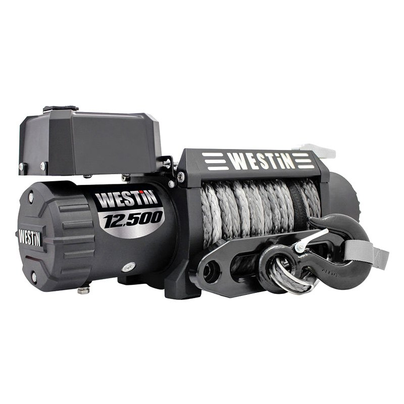 buy best purchase Westin® 47-2109 - 12500 lbs Off-Road Series Winch With Synthetic Rope 2017 for Car & Truck online 2017 for car online