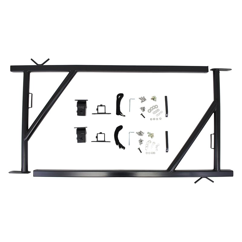 buy best purchase Westin® 57-9015 - Black HD Ladder Rack (Set of 2) 2017 for Car & Truck online 2017 for car online